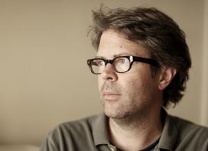 Writer Jonathan Franzen