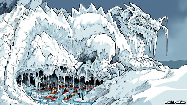 Ngầm-dưới-sông-băng-Ảnh-1