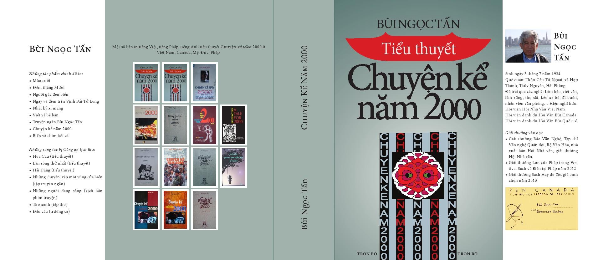 Trình bày bìa: Nguyễn Trọng Tạo