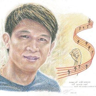 Nhạc sĩ quốc tế Moddi gặp gỡ và lắng nghe tâm tình của nhạc sĩ Việt Khang