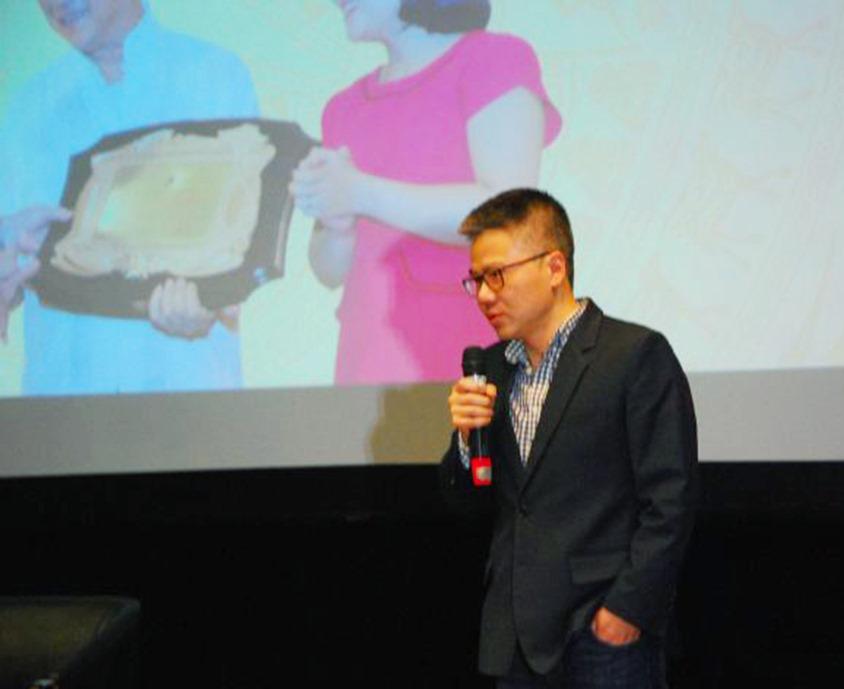 GS Ngô Bảo Châu phát biểu trong hội thảo