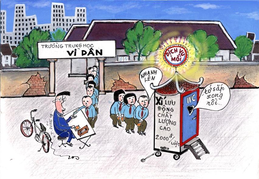 Giáo dục: Vấn nạn và căn bệnh trầm kha của Việt Nam
