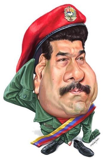 2. Nicolas Maduro