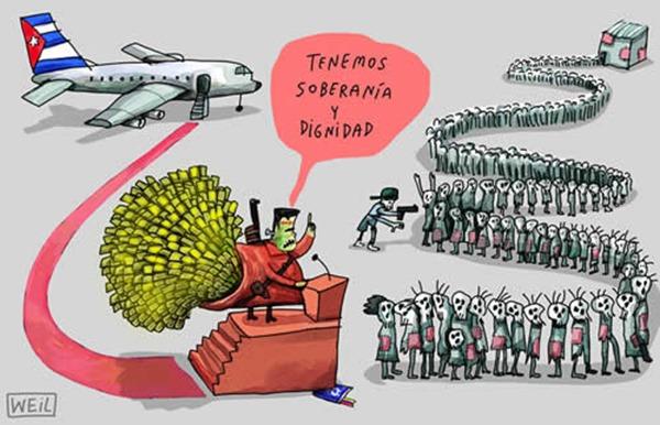 3. chủ quyền và nhân phẩm của người dân Venezuela