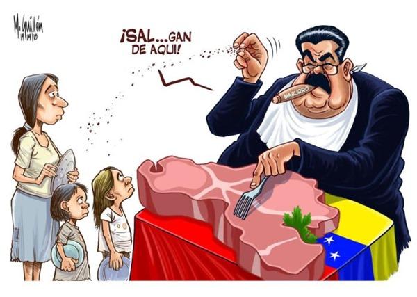 4. Maduro Đủ rồi , cút đi ...