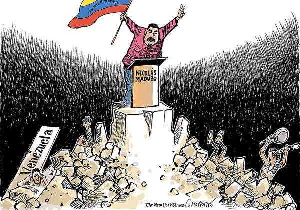 6. Ngày tàn của Maduro